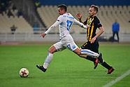Aek vs Rijeka - 23 November 2017