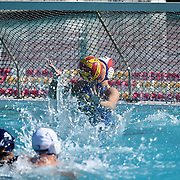 Orange Cougars Women's Water Polo versus Saddleback Women's team at the Women's Water Polo Championships held at Saddleback College