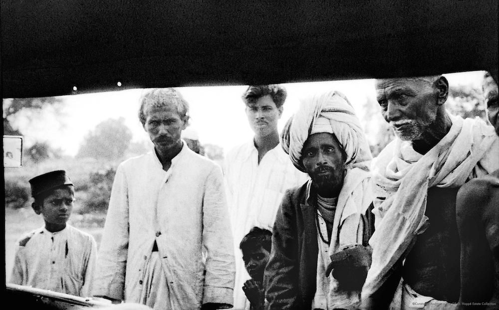 Types of Hindus (Deccan), Trivandrum, India, 1929