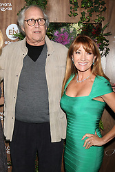February 20, 2019 - Beverly Hills, CA, USA - LOS ANGELES - FEB 20:  Chevy Chase, Jane Seymour at the Global Green 2019 Pre-Oscar Gala at the Four Seasons Hotel on February 20, 2019 in Beverly Hills, CA (Credit Image: © Kay Blake/ZUMA Wire)