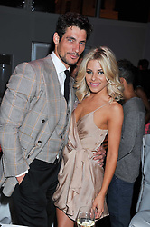DAVID GANDY and MOLLIE KING at the Glamour Women of The Year Awards 2011 held in Berkeley Square, London W1 on 7th June 2011.