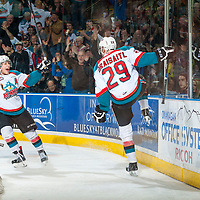 032815 Tri City Americans at Kelowna Rockets