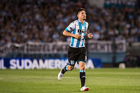 AVELLANEDA, BUENOS AIRES, ARGENTINA - 2017 NOVEMBER 01. Racing Club (14) Sergio Vittor during the Copa Sudamericana quarter-finals 2nd leg match between Racing Club de Avellaneda and Club Libertad at Estadio Juan Domingo Perón,  <br /> ( Photo by Sebastian Frej )
