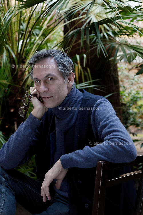 Milan, fashion designer Stefan Janson .
