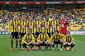 20141026 A League - Wellington Phoenix v Newcastle Jets