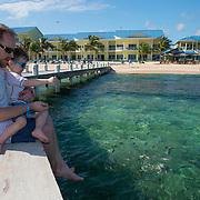 Wyndham Reef Resort. Grand Cayman Island.