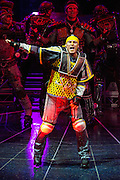 Andrew Lloyd Webber's electrifying musical-on-roller-skates, STARLIGHT EXPRESS, has its South East Asia Premiere at the Lyric Theatre, Hong Kong Academy for Performing Arts tonight