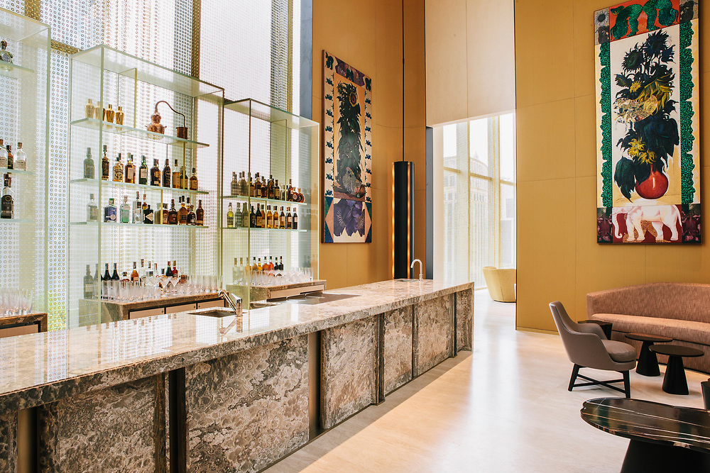 Bar, Park Hyatt Bangkok