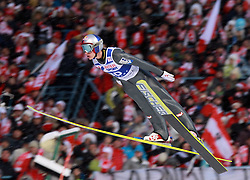 21.01.2011, Zakopane, POL, FIS World Cup Ski Jump, Men, Qualifikation, im Bild GREGOR SCHLIERENZAUER. EXPA Pictures © 2011, PhotoCredit: EXPA/ EXPA/ Newspix/ Jerzy Kleszcz +++++ ATTENTION - FOR AUSTRIA/AUT, SLOVENIA/SLO, SERBIA/SRB an CROATIA/CRO CLIENT ONLY +++++ ..