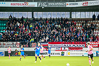 Rotterdam - 15-09-2017, Sparta - AZ, supporters.