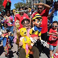 Million Puppet March