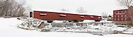 63904-035.01 Bridgeton Covered Bridge and Mill Parke County Bridgeton IN