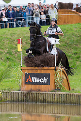 Elmo Jankari, (FIN), Duchess Desiree - Eventing Cross Country test - Alltech FEI World Equestrian Games™ 2014 - Normandy, France.<br /> © Hippo Foto Team - Leanjo de Koster<br /> 30/08/14