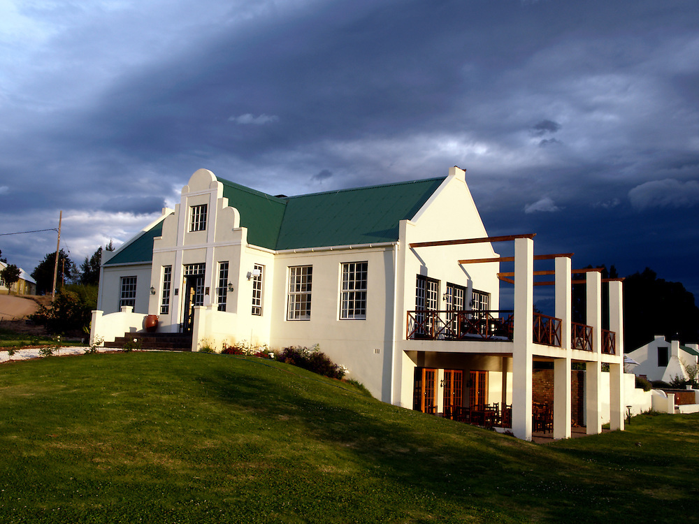 Rosendahl wine farm and spa, south africa.