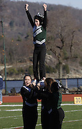 West Point, NY -  Pine Bush plays Minisink Valley in the Orange County Youth Football League Division 2 Super Bowl at West Point on Nov. 23, 2008.