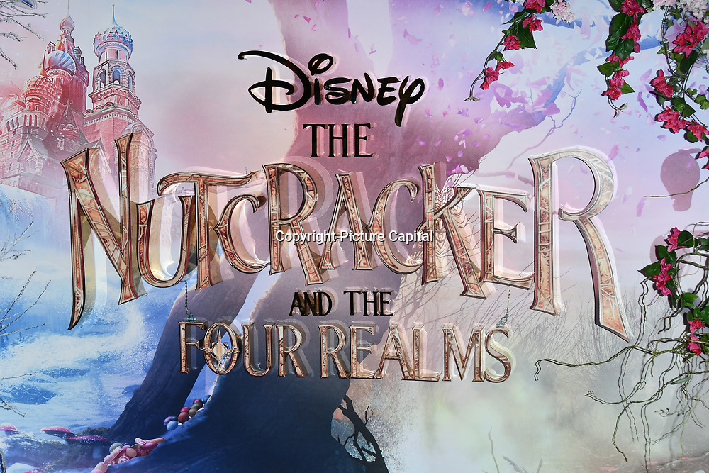 Mackenzie Foy attend The Nutcracker and the Four Realms - UK premiere at Vue Westfield, Westfield Shopping Centre, Ariel Way on 1st Nov 2018, London, UK.