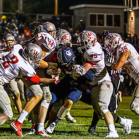 West Lafayette takes on Central Catholic on Friday, October 16, 2015.