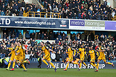 Millwall v Brighton and Hove Albion 170319