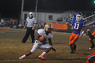 Lafayette High vs. North Pontotoc in high school football in Pontotoc, Miss. on Thursday, October 24, 2012. Lafayette High won 38-0.