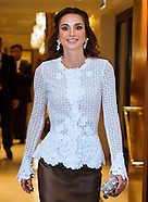 Queen Rania Attends Hope Gala Dinner
