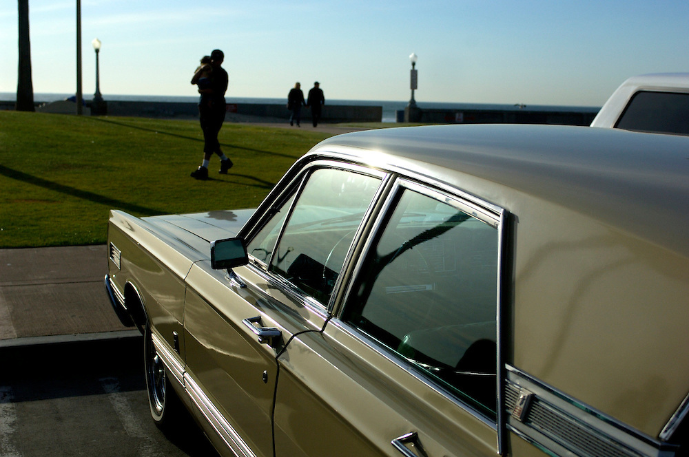 Classic Car, Mission Beach, San Diego, California, United States of America