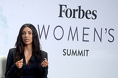 NY: 2017 Forbes Women's Summit - 13 June 2017