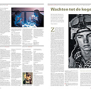 Review of Garmsir Marines work in the Netherlands.