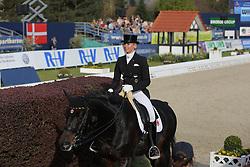 Von Bredow-Werndl Jessica, (GER), Unee BB<br /> Qualification Grand Prix Special<br /> Horses & Dreams meets Denmark - Hagen 2016<br /> © Hippo Foto - Stefan Lafrentz