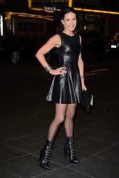 Sophie Anderton attends the Kate Moss Photo Exibition. The Savoy Hotel, London, United Kingdom. Thursday, 30th January 2014. Picture by Chris Joseph / i-Images