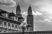 Zurich in Black & White