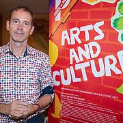 NLD/Amsterdam/20190606 - Zomerpresentatie ITA, Siep de Haan, founding father en initiatiefnemer van de Amsterdam Gay Pride