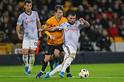 Erdogan Kaya of Besiktas during the Europa League match between Wolverhampton Wanderers and Besiktas at Molineux, Wolverhampton, England on 12 December 2019.