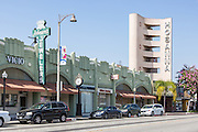 Bellflower's Downtown Business District