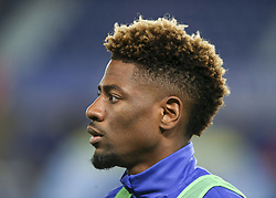 November 3, 2018 - Strasbourg, France - Da Costa Joia Nuno, during the French Ligue 1 football match between Strasbourg (RCSA) and Toulouse (TFC) on November 3, 2018 at the Meinau stadium in Strasbourg, eastern France. (Credit Image: © Elyxandro Cegarra/NurPhoto via ZUMA Press)