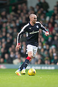Dundee's James Vincent - Celtic v Dundee in the Ladbrokes Scottish Premiership at Celtic Park, Glasgow. Photo: David Young<br /> <br />  - © David Young - www.davidyoungphoto.co.uk - email: davidyoungphoto@gmail.com
