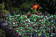 September 3-5, 2015 - Italian Grand Prix at Monza: Italian fans