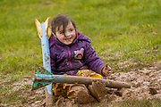 Repro free no Charge for Use<br /> <br /> 11-3-17<br /> <br /> Ava Hogan aged 4 from Ferrybank pictured at &lsquo;Park Life&rsquo; in Ferrybank, an open consultation process with the local community on the layout and design of the new, 2.5 acre neighbourhood park site on the Kilkenny/Waterford border, hosted by Kilkenny Recreation &amp; Sports Partnership (KRSP)<br /> <br /> Picture Dylan Vaughan.
