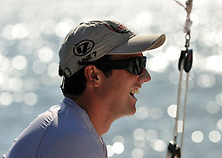 Phil Robertson, Skipper WAKA Racing Team. Photo: Chris Davies/WMRT
