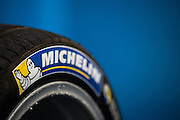 March 14, 2015 - FIA Formula E Miami EPrix: Michelin FE tire