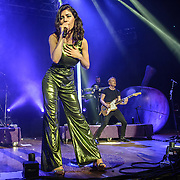 COLUMBIA, MD - May 31, 2015 - Marina & The Diamonds performs at the 2015 Sweetlife Festival at Merriweather Post Pavilion in Columbia, MD. (Photo by Kyle Gustafson / For The Washington Post)