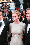 Sicario gala screening at the Cannes Film Festival