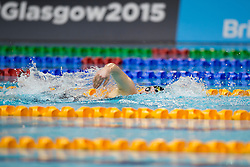 NZL, FISHER Mary (S11)  at 2015 IPC Swimming World Championships -  Women's 100m Freestyle S11