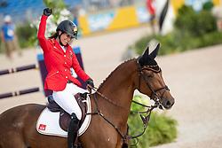 Blum Simone, GER, DSP Alice<br /> World Equestrian Games - Tryon 2018<br /> © Hippo Foto - Dirk Caremans<br /> 23/09/2018