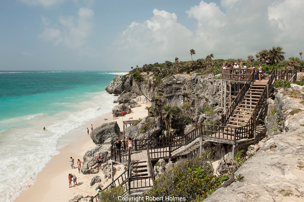 Playa Tulum, Riviera Maya, Quintana Roo, Mexico