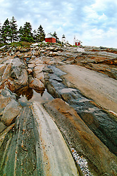 Pemaquid point light house Maine Pemaquid point light house Maine Maine coast
