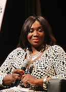 New York, NY-May 13: TV Personality Bevy Smith attends ' Harlem on my Plate' and the Toasting of the Schomburg Center for its National Medal for Museums & Library Service Award powered by Citi on May 13, 2015 in New York City. Terrence Jennings/terrencejennings.com)