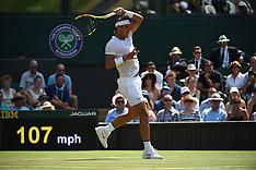 Wimbledon 7 july 2018