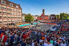 20180717 NED: CEV DELA Beach Volleyball European Championship day 3