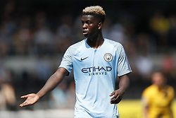 Taylor Richards of EDS Team Manchester City during the Pre-season Friendly match between NAC Breda and EDS Team Manchester City at Rat Verlegh stadium on August 04, 2018 in Breda, The Netherlands