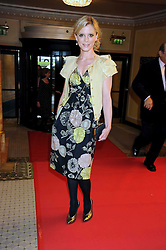 EMILIA FOX at the 2009 South Bank Show Awards held at The Dorchester, Park Lane, London on 20th January 2009.